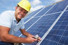 solar installation, solar system, solar power, sky power