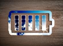 Solar Battery Concept