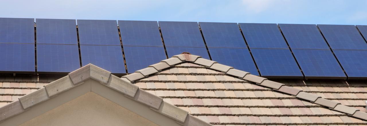 skypower solar residential installation