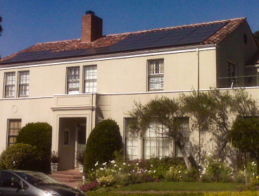 residential solar panel installation, haas