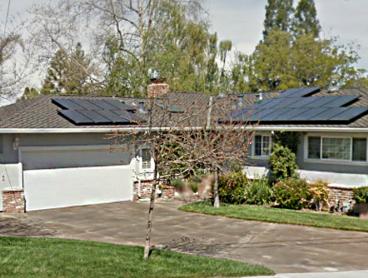 residential solar installation, gallery, howard