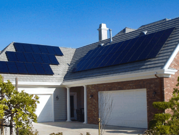 residential solar panel system ruby hill