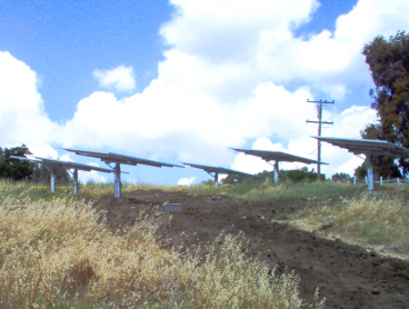 ground mounted solar system morganhill